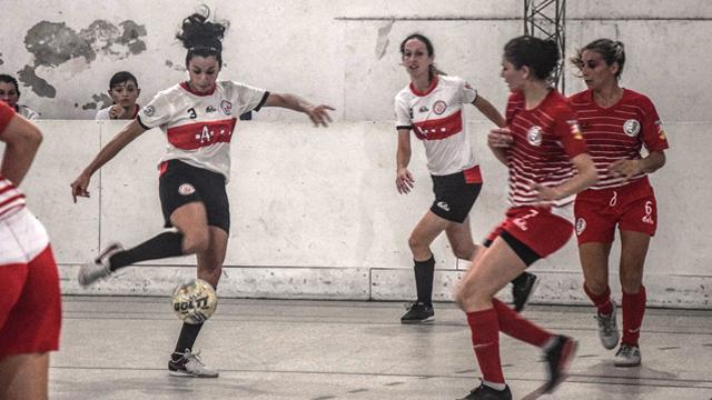 La Fecha 2 del Torneo Apertura de Futsal femenino tuvo 11 encuentros.