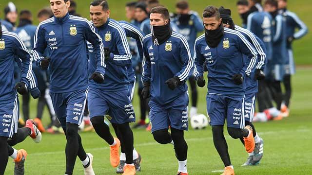 Selección: Los jugadores que buscarán convencer a Jorge Sampaoli para ir al Mundial