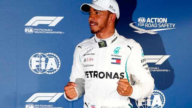 Fórmula 1 en Australia: Hamilton logró la primera pole de la temporada