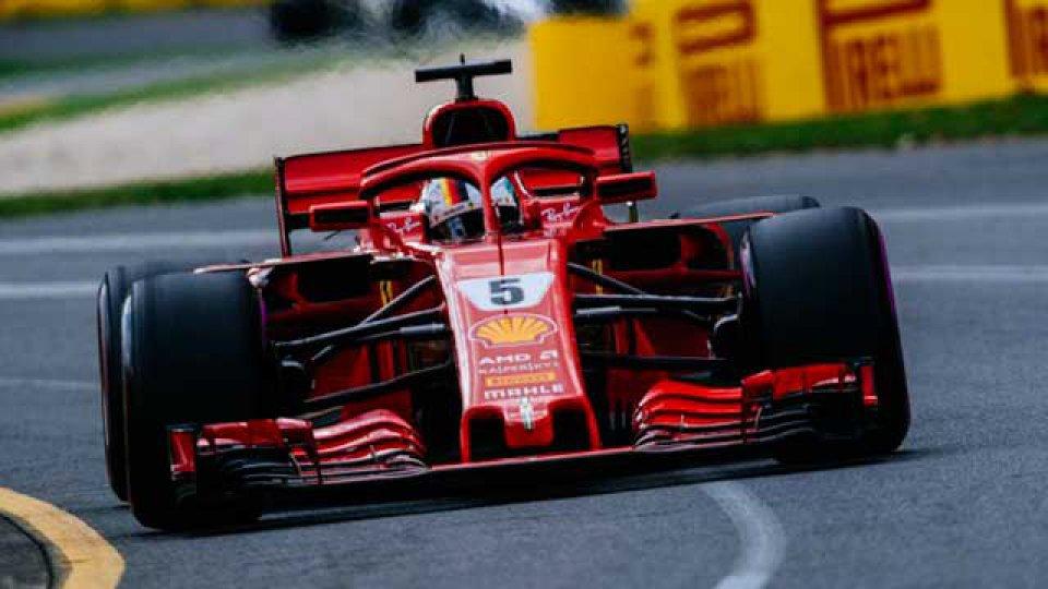 Fórmula 1: Vettel marcó la pole para el Gran Premio de Alemania