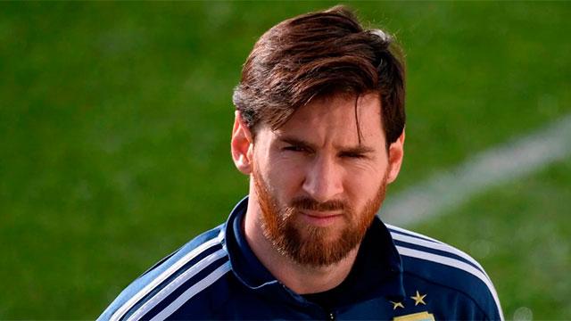 ionel Messi visitó a su nutricionista en Italia y tiene un plan especial.