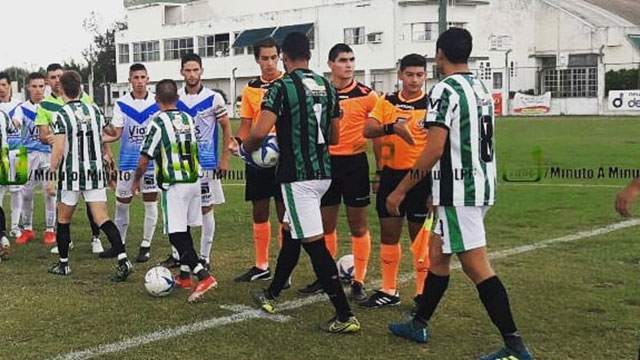 Sportivo Urquiza es semifinalista. (Foto: Minuto a Minuto)