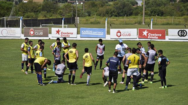 Belgrano afronta partidos amistosos de cara al torneo liguista.