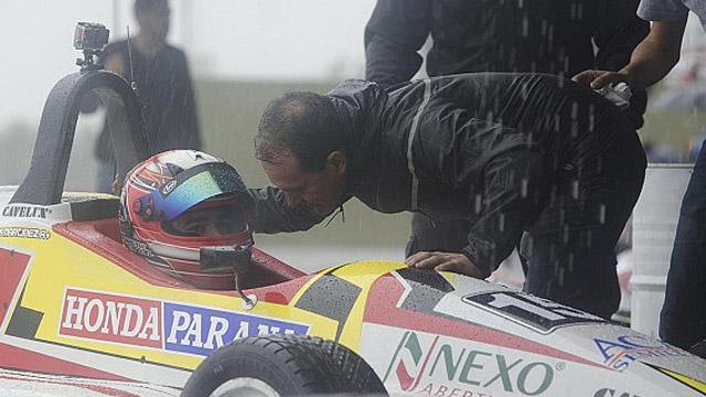 Agustín Martínez marcha segundo en el campeonato.