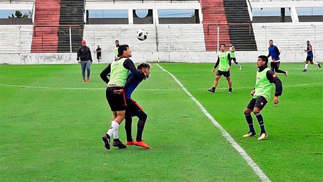 El Rojinegro enfrentará el domingo al Pincha. (@LFdelFutbol)