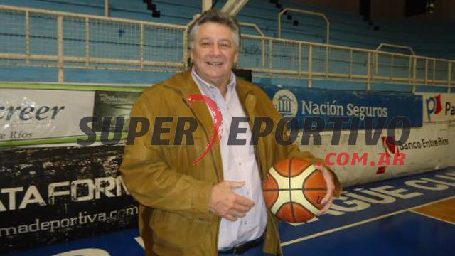 Anibal Carrasco, el primer JMV en la historia de la Liga Provincial.