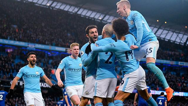 Manchester City es el nuevo campeón en Inglaterra.