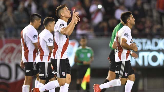River continúa de racha en la Superliga.