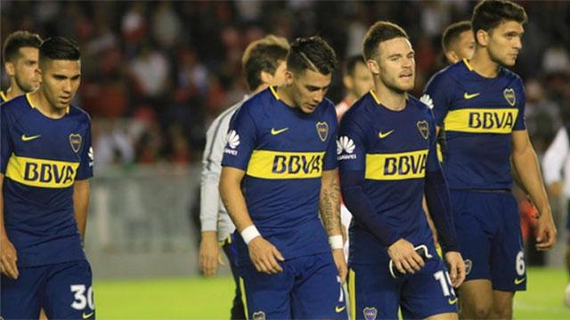 Boca sigue líder, pero Godoy Cruz quedó a cuatro puntos.