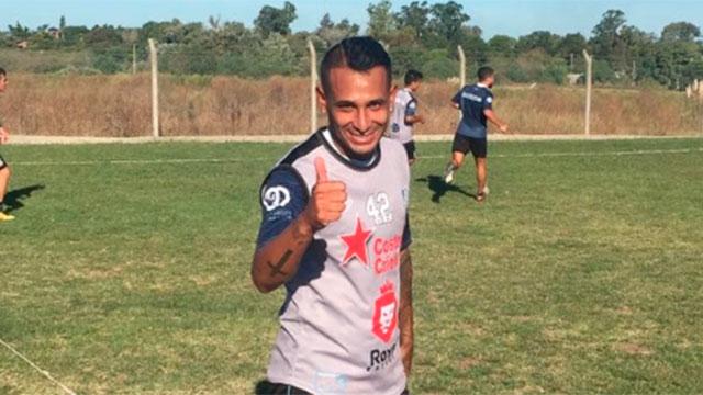 Maximiliano Osurak retornó a Belgrano tras su paso por Atlético Paraná.