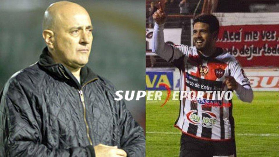 Diego Jara y Marcelo Fuentes van por el Ascenso a la B Nacional.