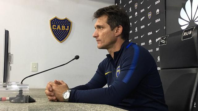 Barros Schelotto confirmó un Boca ofensivo para recibir a Patronato