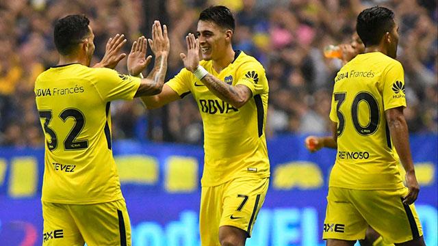 La tabla de la Superliga: Boca, a un paso de ser campeón y con el pasaje a la Libertadores 2019