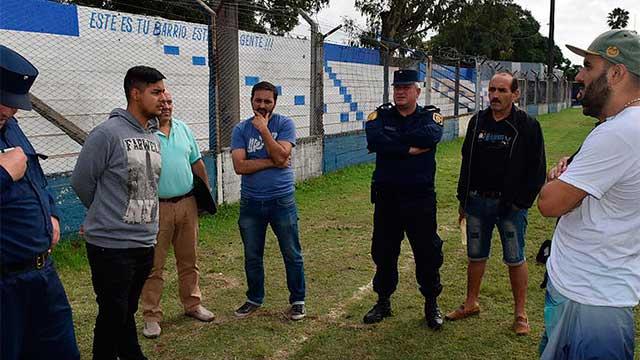Federal C: Se aplicará el programa Tribuna Segura en cancha de Sportivo Urquiza