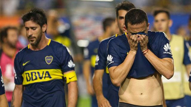 El panorama de Boca en su grupo: podría quedar eliminado ante Junior de Barranquilla