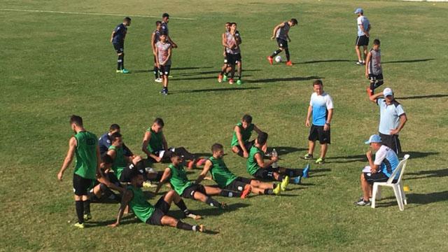 Belgrano está listo para el debut en la liga.