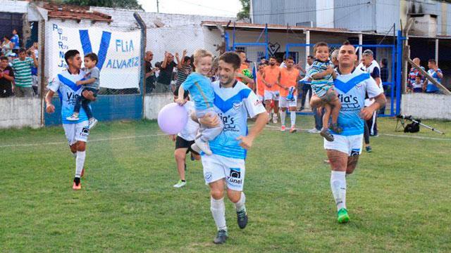 Sportivo Urquiza será uno de los entrerrianos en el torneo.