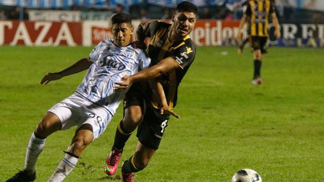 Parecía de Atlético, pero Olimpo lo frustró en Tucumán.
