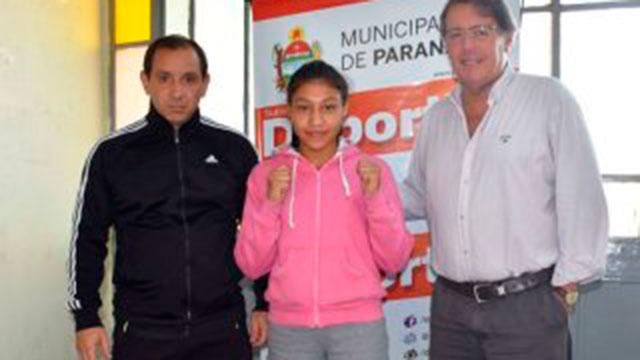 La paranaense Milagros Segovia es Campeona Argentina Amateur.