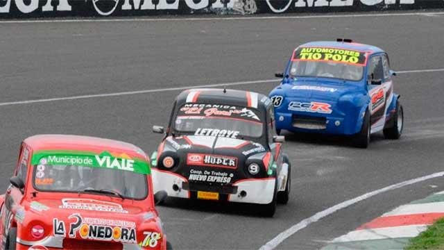 El TC 850 disputa la segunda fecha del año en Concepción del Uruguay.
