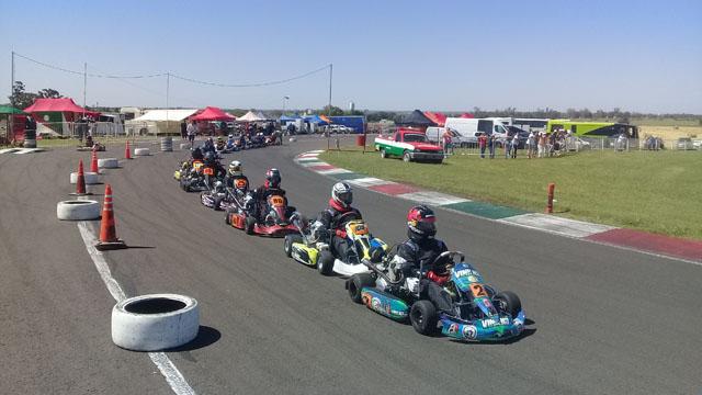 El Karting Río Paraná dio por finalizado el año.