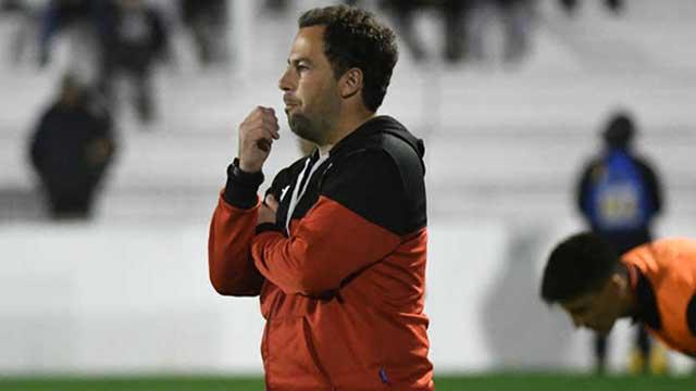 El entrenador de Patronato no quiso ir más allá del último partido.