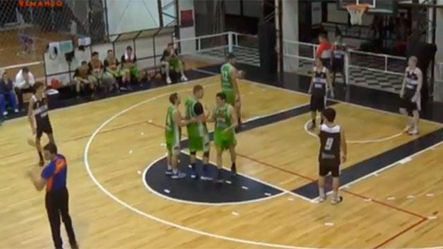 Unión de Crespo superó a Estudiantes.