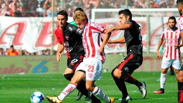 Colón y Unión jugarán la Sudamericana.