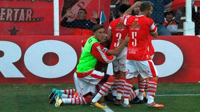 Deportivo Maipú dio el batacazo.