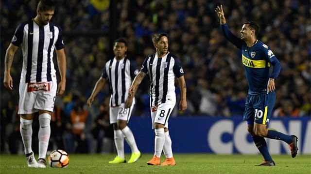 El Xeneize se impuso por 5-0 en la Bombonera.