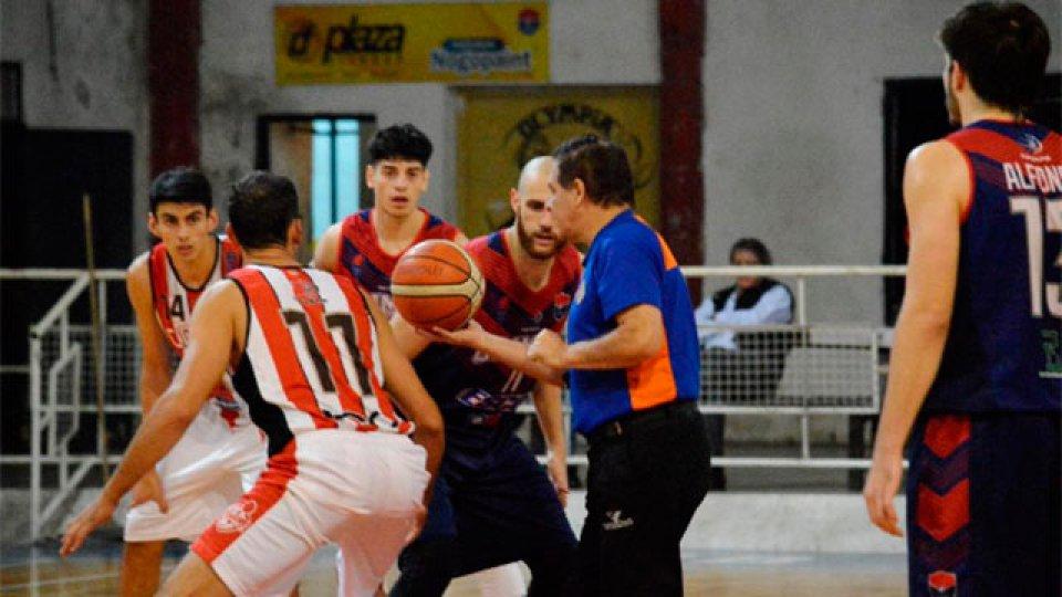 El Azulgrana le ganó 94-93 al Conquistador.
