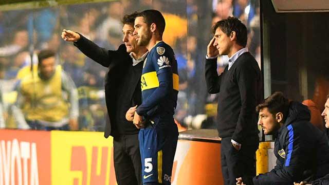 Guillermo y Gago.
