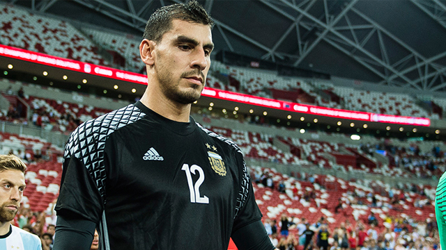 El Patón ocupará el lugar de Chiquito en la lista de 23 para Rusia 2018.