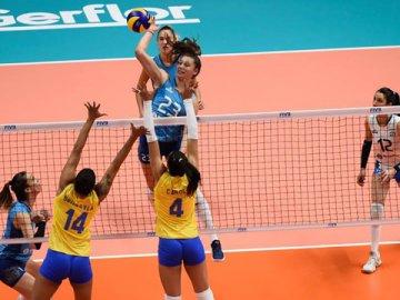 Las Panteras no pudieron con el poderío de Brasil y cayeron en Turquia