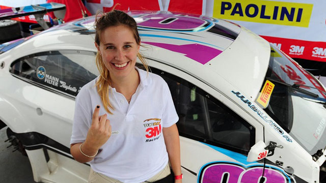 Ballario espera el permiso para competir en los 1000 Kilómetros de Buenos Aires.