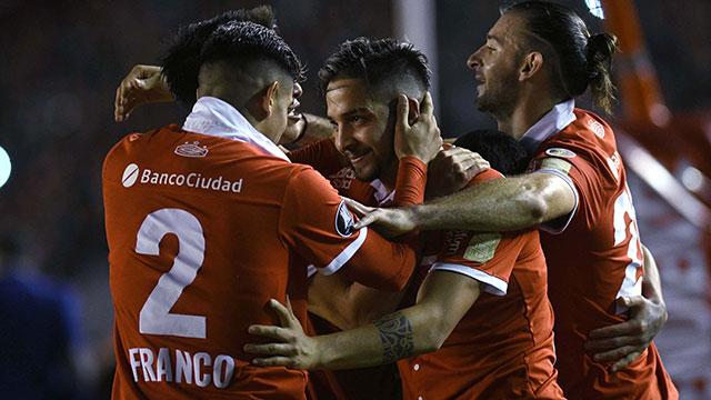 Copa Libertadores: Independiente le ganó al Deportivo Lara y clasificó a octavos de final
