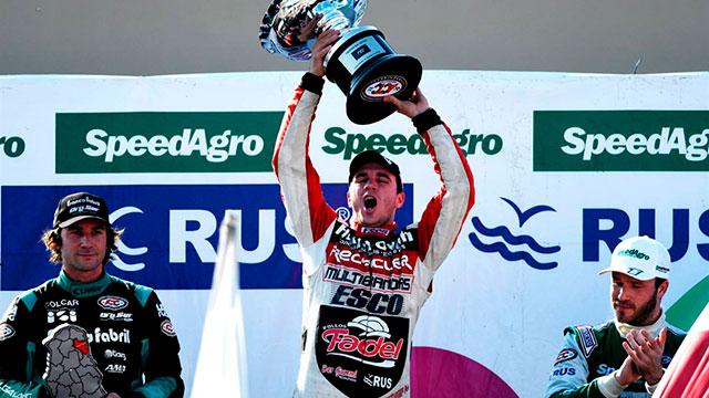 Mariano Werner se llevó el triunfo en la final del TC en el autódromo de Concordia