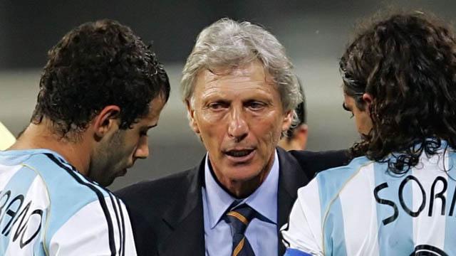 José dirigió a la Selección Argentina en 2006 y a Colombia en 2014.