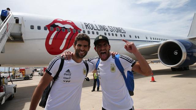 Argentina está camino a Rusia.