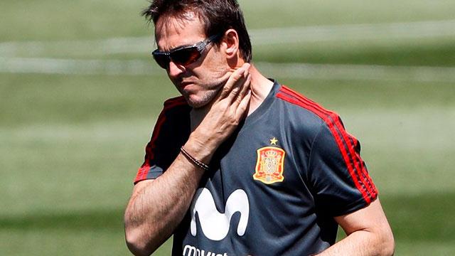 La Selección de ese país podría quedarse sin DT antes del Mundial.