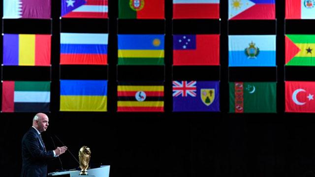 Estados Unidos, México y Canadá se quedaron con el Mundial 2026.