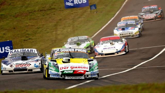 Ayrton Londero fue el mejor entrerriano y Ciantini ganó la final.