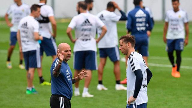 Ya no hay dudas del equipo para debut ante Islandia.