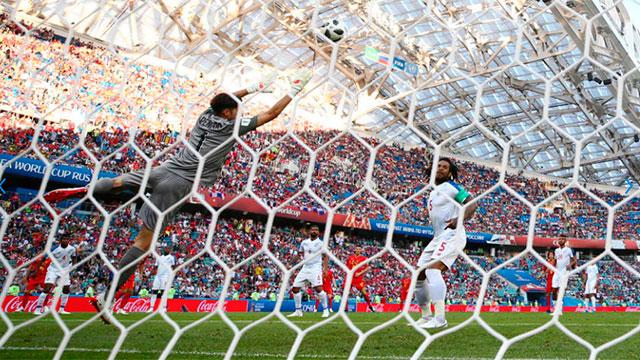 Rusia 2018: Bélgica y un partido sin sobresaltos ante el debutante Panamá