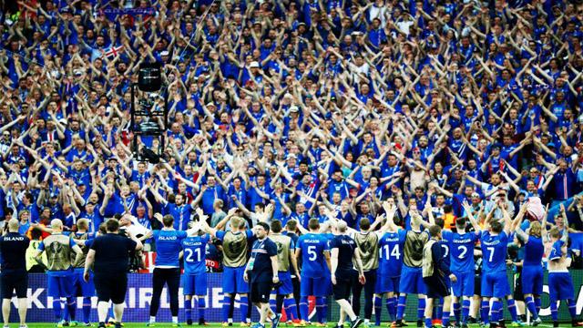 El impresionante récord que marcaron los hinchas de Islandia