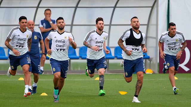 Selección: Enzo Pérez o Maximiliano Meza, la duda de Sampaoli a horas de enfrentar a Croacia