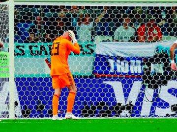 Video: La desafortunada jugada de Willy Caballero que terminó en gol de Croacia