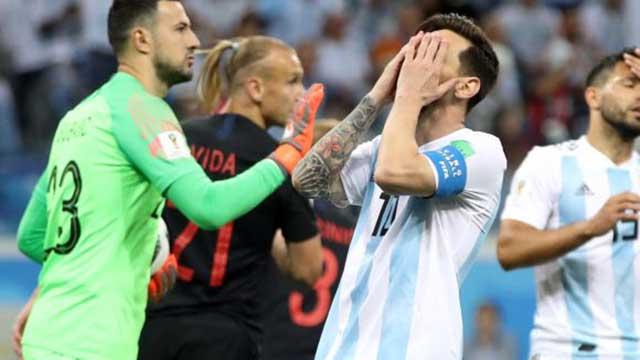 Mundial: Croacia le da otro golpe a Argentina y aumenta la diferencia