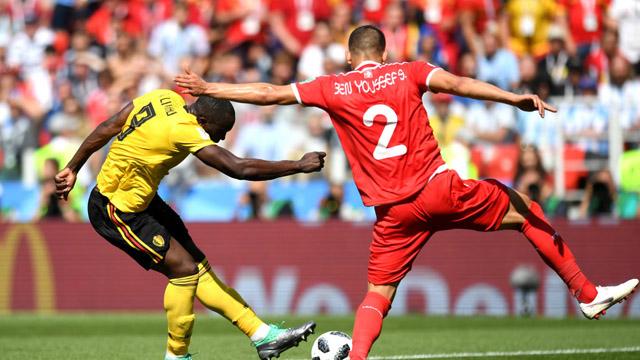 Bélgica mostró todo su poderío, aplastó a Túnez y está casi clasificado