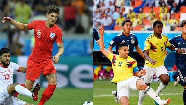 Rusia 2018: Inglaterra quiere los Octavos y Colombia busca recuperarse